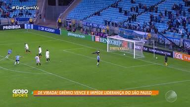 Confira os gols da rodada de quinta-feira (27) do Campeonato Brasileiro - Foram realizadas quatro partidas.