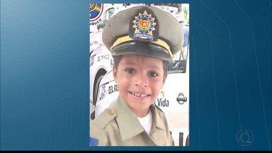 Perícia da Paraíba vai analisar ossada de Guilherme para investigar a causa da morte - O menino tinha 7 anos de idade e estava desaparecido há cinco meses.