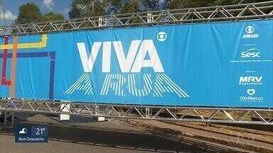 Ibirité recebe 'Viva a Rua' neste sábado - Evento vai das 9h às 17h na cidade da Grande BH.