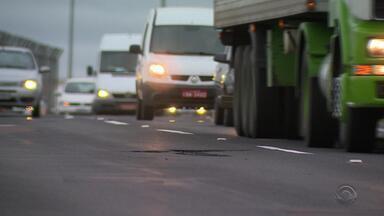 TCU afirma que Concepa gastou mais do que pagou pela manutenção da freeway - Também é investigado a má qualidade do asfalto utilizado nas estradas.