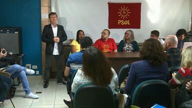 Eleições 2018: O PSOL faz convenção partidária para escolher o candidato ao governo do PR - Professor Piva foi apontado pelo partido como candidato ao governo do Paraná.