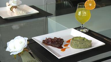 Chef prepara duas versões de fígado com jiló - Conheça história do prato que é famoso no Mercado Central de Belo Horizonte.