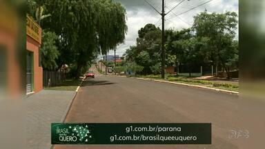 Moradores de Rio Bonito do Iguaçu podem participar do projeto Brasil que eu quero - É só gravar um vídeo contando o que esperam para o futuro do país.
