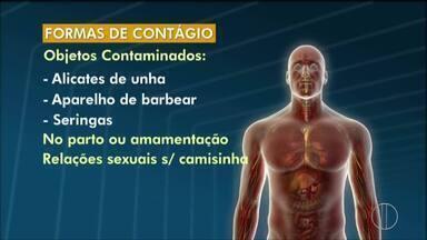 Especialista explica os cuidados para evitar o contágio de hepatite - Assista a seguir.