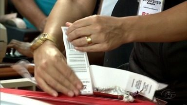Fiscalização avalia embarque de bagagens no aeroporto de Maceió - Ação aconteceu nesta sexta-feira (27) no Zumbi dos Palmares.