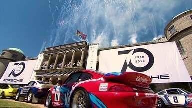 Maior encontro de carros clássicos do mundo completa 25 anos - Maior encontro de carros clássicos do mundo completa 25 anos