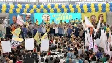 PSDB lança General Guilherme Theophilo ao governo do estado - Saiba mais em g1.com.br/ce