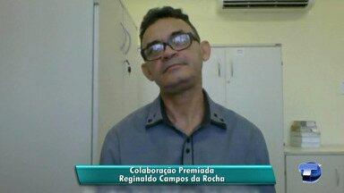 Reginaldo Campos revela como funcionava esquema de locação de carros à Câmara - Trechos da colaboração do ex-vereador foram obtidos com exclusividade pela TV Tapajós. Vereador teria sugerido manter contrato com a locadora de veículos.