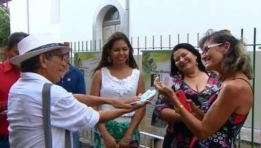 Biblioteca pública de Macapá abriu as portas para a poesia, no AP - Verdadeiro encontro de gerações que inspira muita gente com a presença da música, dança e um sarau de poesia