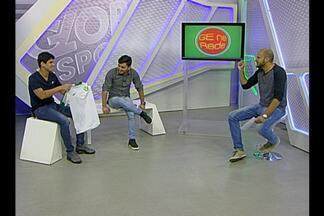 Andrey Coutinho fala da passagem vitoriosa e curiosa no futebol da Líbia - Andrey Coutinho fala da passagem vitoriosa e curiosa no futebol da Líbia