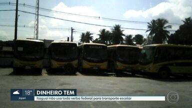 Defensoria vai à Justiça contra prefeitura de Itaguaí - Segundo relatórios, prefeitura não vem investindo verba federal para transporte escolar.