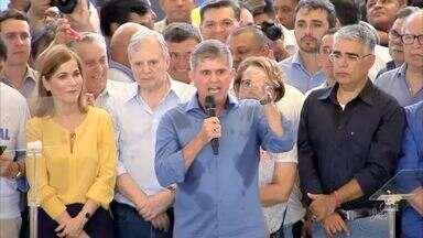 General Theophilo é candidato pelo PSDB e fala em priorizar a segurança - Confira mais notícias em g1.globo.com/ce