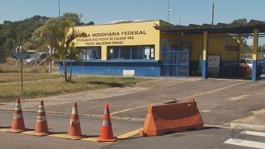 Justiça Federal concede liminar para reabertura da delegacia da PRF em Poços de Caldas - Justiça Federal concede liminar para reabertura da delegacia da PRF em Poços de Caldas