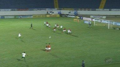 Boa Esporte vence o Sampaio Corrêa e volta a reagir na Série B - Boa Esporte vence o Sampaio Corrêa e volta a reagir na Série B