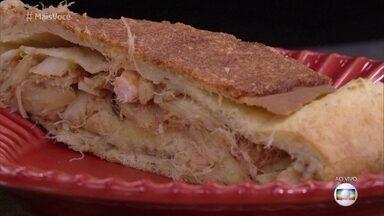 Pão de Bacalhau - Confira o passo a passo da receita