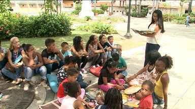 Projeto de bairro em São Luís é aprovado no Criança Esperança - Projeto da instituição Santa Luzia, que atende mais de 200 meninos e meninas, foi aprovado pelo Criança Esperança.