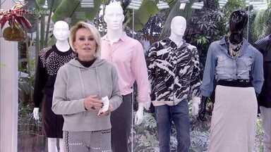 Aprenda a usar o conforto do moletom de forma sofisticada - A estilista Rafaela Cardoso mostra looks interessantes e mostra a tendência do moletom na moda