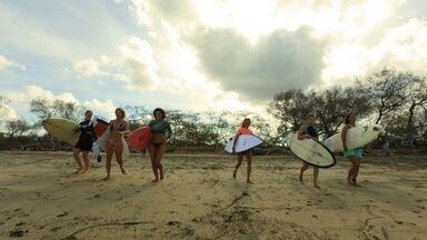 Pioneiras Do Surfe