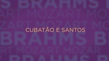 Concerto Tribuna - Santos e Cubatão - Acesse tvtribuna.com e saiba mais!
