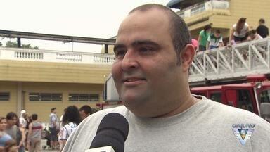 Presidente da Associação Atlética dos Portuários morre em Santos - Leonardo Berringer Martins Costa, de 44 anos, sofreu um infarto fulminante. Velório acontecerá no Clube Portuários.