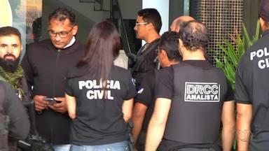 Oito presos durante a operação Jogo Limpo ganham liberdade - Oito presos durante a operação Jogo Limpo ganham liberdade