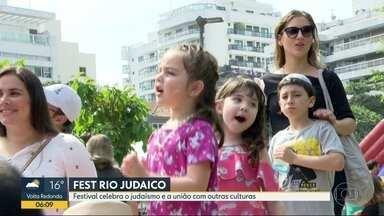 Ipanema recebe a segunda edição do Fest Rio Judaico - Evento já entrou pro calendário oficial de festas da cidade
