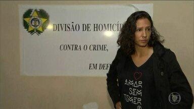 Viúva de Marielle relata ameaças e comissão internacional pede proteção - Mônica Benício disse que pediu proteção à Comissão Interamericana de Direitos Humanos da OEA quando a morte de Marielle Franco e Anderson Gomes ia completar cem dias.