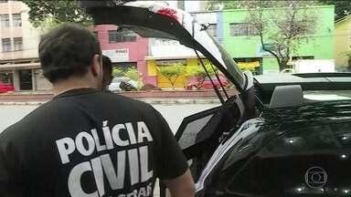 Polícia de Minas faz operação de combate à violência contra a mulher - Ao todo são cento e setenta mandados de busca, apreensão e de prisão.