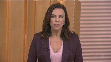 Bom Dia Brasil - Íntegra 07 Agosto 2018 - O telejornal, com apresentação de Chico Pinheiro e Ana Paula Araújo, exibe as primeiras notícias do dia no Brasil e no mundo e repercute os fatos mais relevantes.