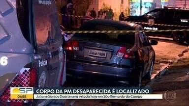Bom Dia São Paulo - Edição de terça-feira - 07/08/2018 - Corpo de PM morta em Paraisópolis será velado nesta terça-feira, Duas pessoas são presas em galpão usado para cortar carros roubados, Aumenta o número de registros de estupros no estado