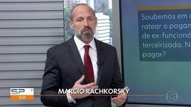 Especialista em condomínios comenta a relação entre vizinhos - O especialista em condomínios Marcio Rachkorsky responde a perguntas sobre a convivência entre vizinhos.
