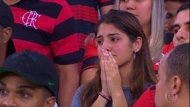 Cruzeiro vence o Flamengo no Maracanã - Cruzeiro vence o Flamengo no Maracanã