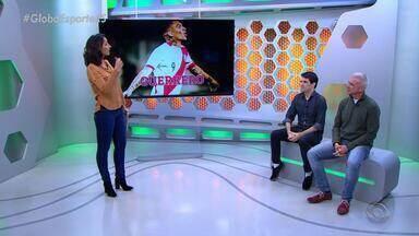 Maurício Saraiva e Diego Guichard comentam declaração de Rossi e contratação de Guerrero - Assista ao vídeo.