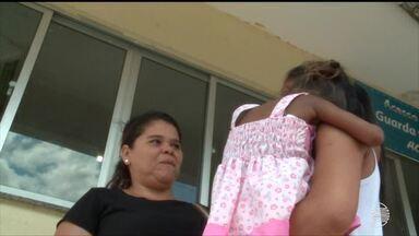 Criança de 3 anos baleada na Zona Sudeste recebe alta do HUT - Criança de 3 anos baleada na Zona Sudeste recebe alta do HUT