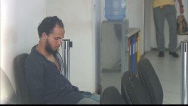 Estudante é preso depois de invadir agência bancária da UFPB, em João Pessoa - Ele estava dentro do banco quando o alarme disparou.