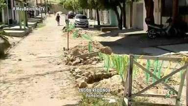 Meu Bairro na TV mostra denúncia de moradores da Lagoa Redonda - Outras informações no G1.com.br/CE