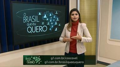 Quatro cidades da região ainda estão fora da campanha Brasil Que Eu Quero - Veja como é simples enviar um vídeo e representar a sua cidade.