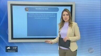 O que você quer comentar durante o EPTV 2? - Veja como enviar mensagens para o telejornal.