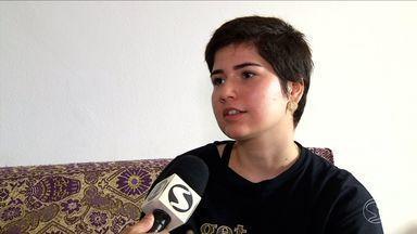 Ana Clara Giuzzi recebe carinho de amigos e familiares - Moradora de Resende sofreu AVC e enquanto viajava pelos Estados Unidos.