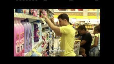 Setor supermercadista amplia oferta de postos de trabalho em Minas Gerais - De janeiro a julho deste ano, setor registrou aumento das vendas.