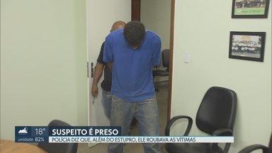 Estupros preocupam no DF - Hoje um estuprador foi preso e dados do Fórum Brasileiro de Segurança Pública mostram aumento no número de casos entre 2016 e 2017