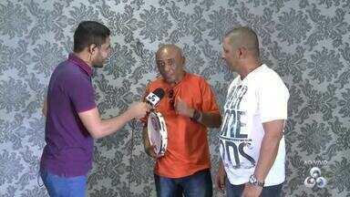 Tá rolando aqui em Porto Velho, uma festa beneficente do sertão nordestino - André Felipe tem a programação pra gente