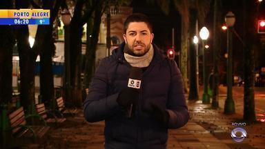 Moradores da Serra ficam na expectativa por neve com inverno rigoroso na RS - Assista ao vídeo.
