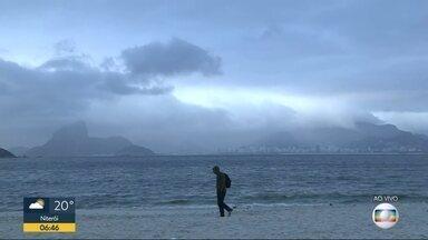 Confira a previsão do tempo para esta sexta (10) - Confira a previsão do tempo para esta sexta (10) e final de semana no Rio de Janeiro.