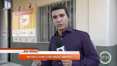 Projeto Guri está com mais de 300 vagas na região - Todas as vagas são gratuitas.