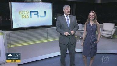 Bom Dia Rio - Íntegra 10 Agosto 2018 - As primeiras notícias do Rio de Janeiro, apresentadas por Flávio Fachel, com prestação de serviço, boletins de trânsito e previsão do tempo.