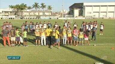 Confira as notícias esportivas do Bom Dia Ceará desta sexta-feira - Saiba mais em g1.com.br/ce