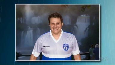 Supervisor do Foz Cataratas, Lindomar Júnior, morre atropelado no Rio Grande do Sul - Ele estava em Erechim, no Rio Grande do Sul, participando de uma reunião entre os clubes da Liga Nacional de Futsal.