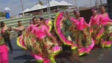 Confira os destaques da agenda cultural deste fim de semana - A agenda cultural reuniu dicas de eventos em todo noroeste paulista para este fim de semana. Veja mais no vídeo.