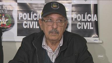 Polícia prende segundo suspeito de chacina que matou família em Florianópolis - Polícia prende segundo suspeito de chacina que matou família em Florianópolissegue em liberdade